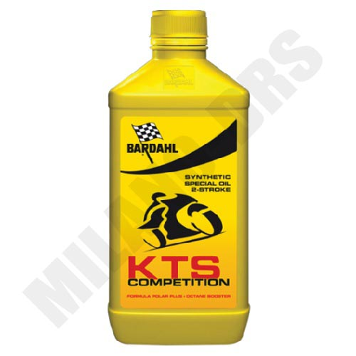 OLIO MOTORE BARDAHL KTS SCOOTER RACING 2T