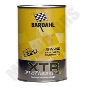 OLIO MOTORE BARDAHL 39.67 XTR RACING 5W50 1LT