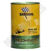 BARDAHL TECHNOS 5W-40 C60 EXCEED 1 LT