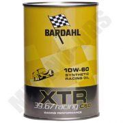 XTR RACING 10W60 39.6 OLIO MOTORE BARDAHL 1LT