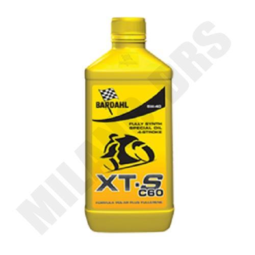 XTS C60 5W40 OLIO MOTORE BARDAHL 1LT